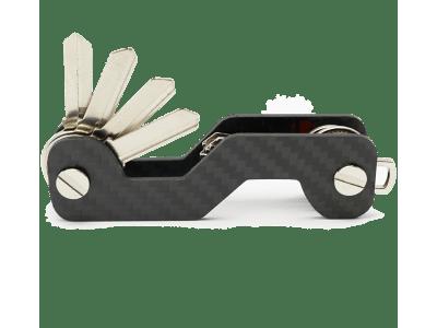 Pametni organizator za ključeve (model 5), karbon