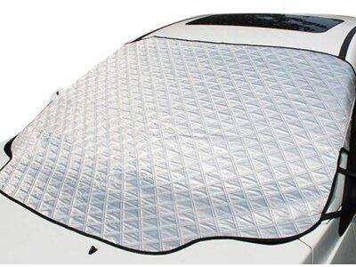Pametno pokrivalo za vetrobransko steklo, 2. generacija, dodatno pritrjevanje, 148 x 118 cm