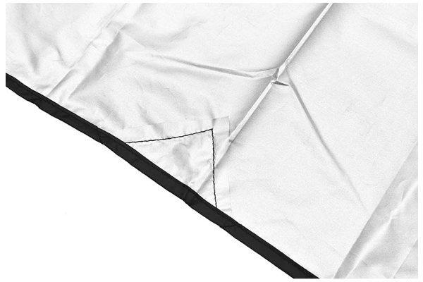 Pametno pokrivalo za vetrobransko steklo, 210cm x 120cm