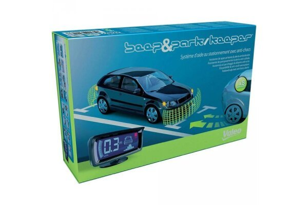 Parking senzori (8 komada) + LCD + antišok sistem VALEO