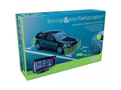 Parking senzori (8 komada) + LCD + artišok sistem VALEO