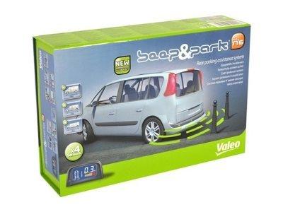 Parking senzori + ekran (za vučnu kuko) VALEO