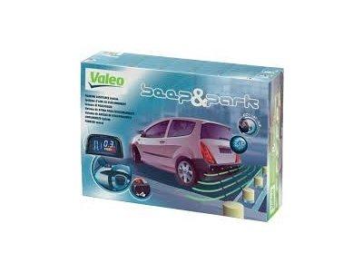 Parking senzori + LCD (za vučnu kuko) VALEO