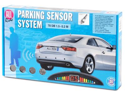 Parkirni senzori z LED displejom