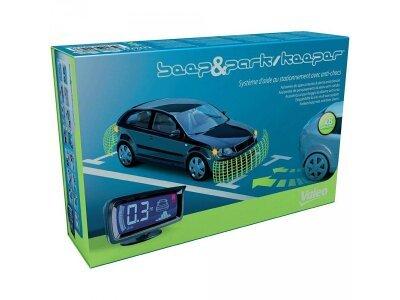 Parkirni senzorji (8 kosov) + ekran + antišok sistem VALEO