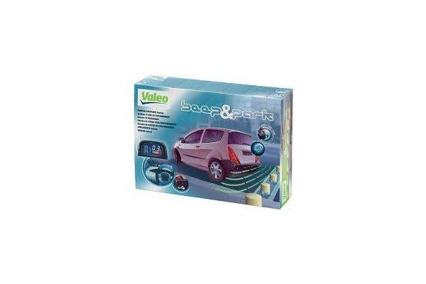 Parkirni senzorji + ekran (za vlečno kljuko) VALEO