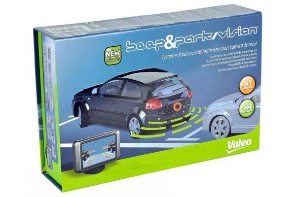Parkirni senzorji + kamera VALEO (samo po naročilu)