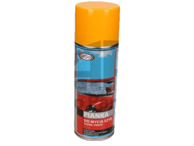 Pjena za čišćenje stakla Wesco 400 ml