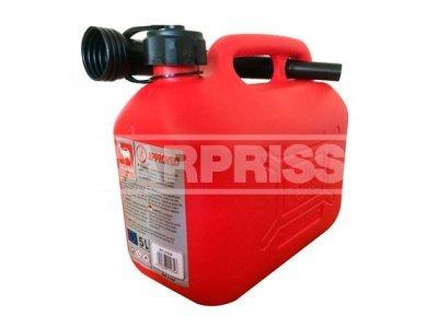 Plastična posoda za gorivo Carpriss 5L