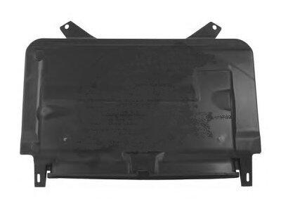 Plastični okvir (notranji) zajem zraka Mini Cooper S 01-