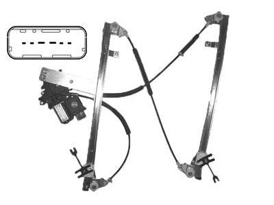 Podizač stakla Citroen Xsara Picasso 99- confort