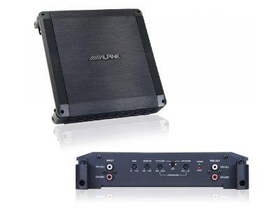 Pojačalo zvuka Alpine BBX-T600 (2-kanala)