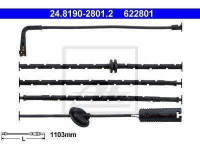 Pokazatelj istrošenosti (prednji) Rover 75 99-05