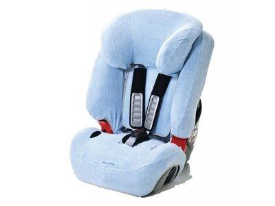 Pokrivač za auto sedište, Romer Evolva, plava