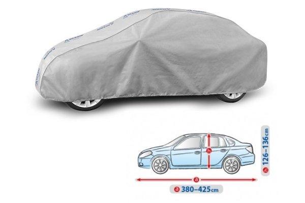 Pokrivalo za avto Kegel Grey M Sedan, 380-425cm
