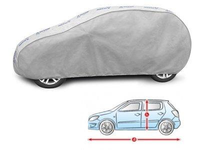 Pokrivalo za avto Kegel Grey M1 Hatchback, 355-380cm