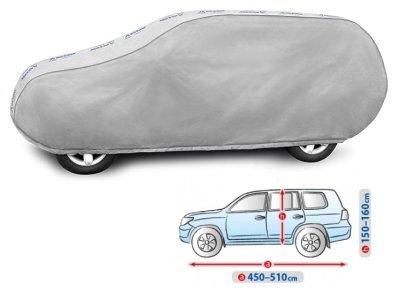 Pokrivalo za avto Kegel Grey XL SUV, 450-510cm