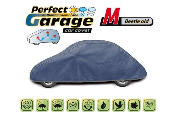 Pokrivalo za avto Kegel Hatchback Blue M1, 355-380 cm