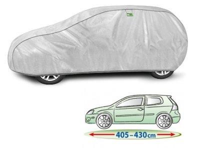 Pokrivalo za avto Kegel Hatchback Silver L1, 405-430 cm