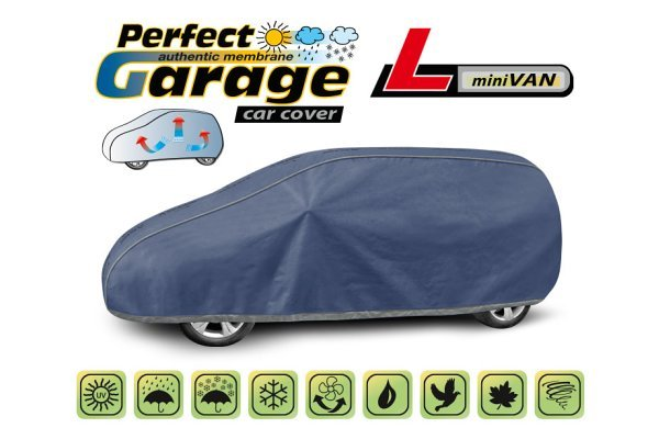 Pokrivalo za avto Kegel L mini van, 410-450 cm