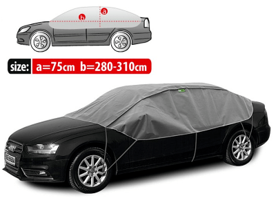 Pokrivalo za avto Kegel L Sedan- Winter, 280-310cm/75cm