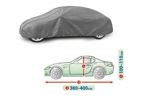 Pokrivalo za avto Kegel S coupe, 380-400 cmm