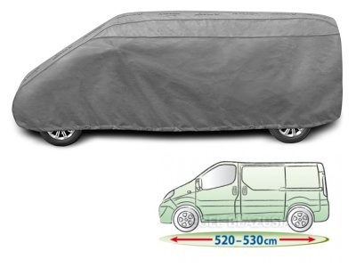 Pokrivalo za avto Kegel Van, 490-520 cm