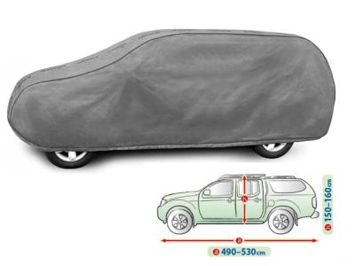 Pokrivalo za avto Kegel XLPick-up Hardtop, 490-530 cm