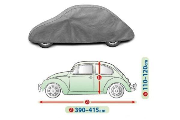 Pokrivalo za avto Old Beetle Kegel, 390-415 cm