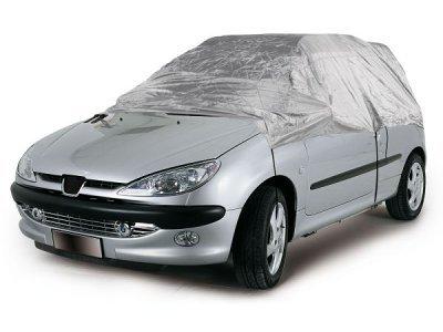 Pokrivalo za avto, streha + steklo