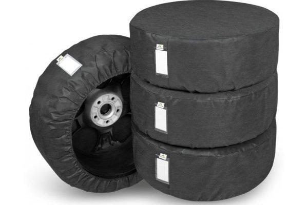 Pokrivalo za rezervno gumo Kegel, velikost XL, 4 kosi