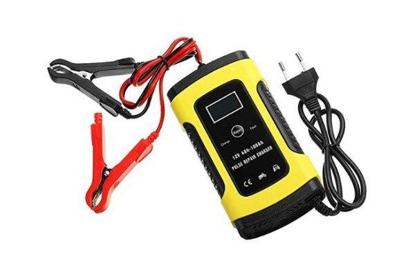 Polnilec in vzdrževalec akumulatorja, 12V, 5A, 100 - 240 V AC, 50/60 Hz