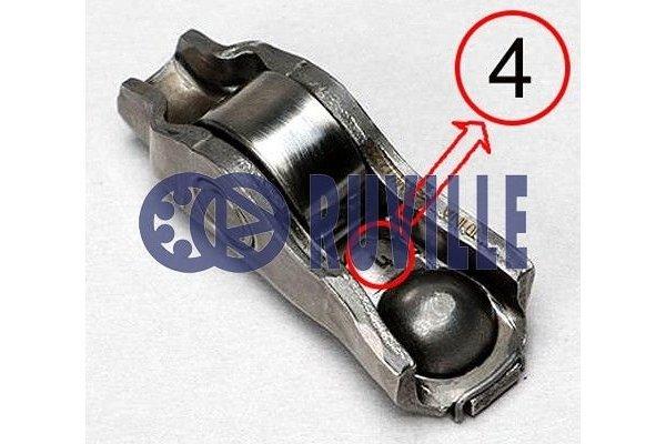 Poluga za vuču 235009 - BMW, Citroen, Mini, Peugeot