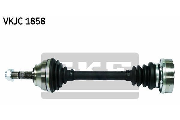 Poluosovina Alfa Romeo 147 00-10, 522mm