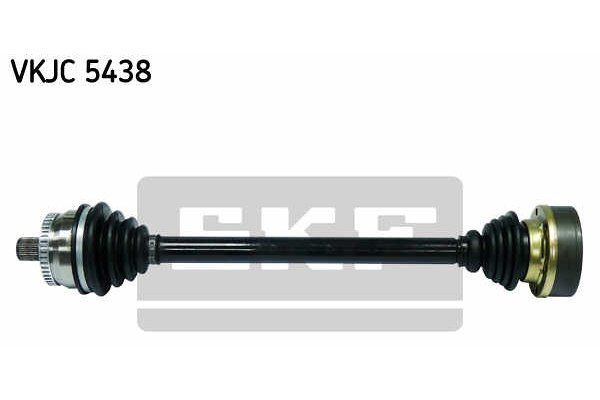 Poluosovina Audi A4 00-04