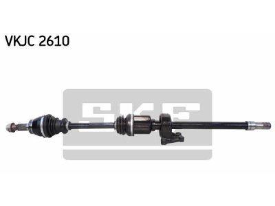 Poluosovina Mini One 01-, 950mm