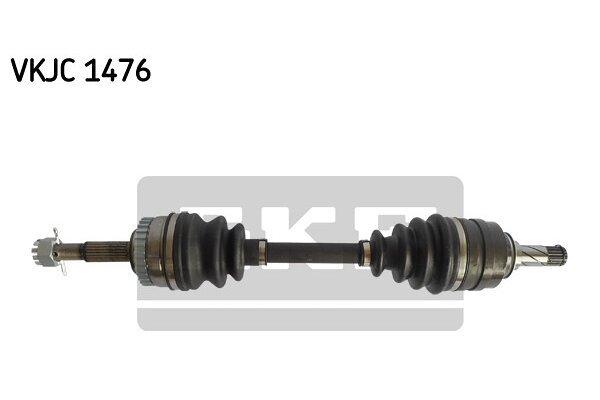 Poluosovina Opel Corsa B 93-00, 588mm