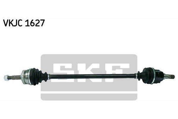 Poluosovina Opel Corsa B 93-00, SKF, 910mm