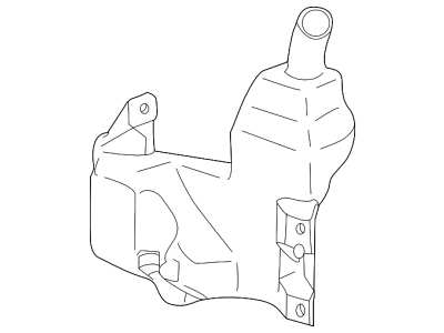 Posoda pranja stekel Acura TSX 09-