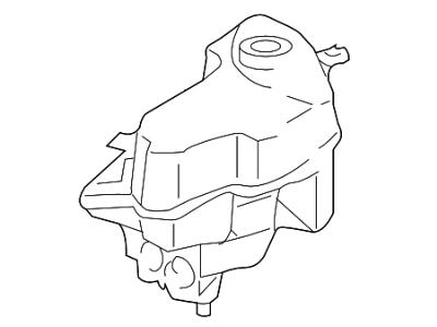 Posoda pranja stekel Toyota Prius 09-16, s črpalko