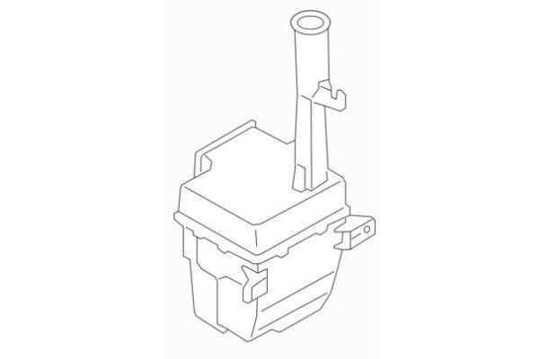 Posuda pranja stakala Kia Optima 10-15 + pumpa