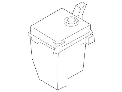 Posuda za pranje stakla 4117ZBS-1 - Hyundai Accent 06-10