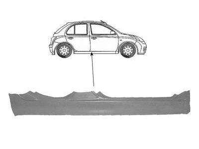 Prag Nissan Micra 03-10 5VR
