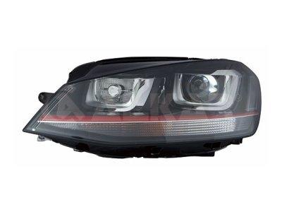 Prednja svetla Volkswagen Golf VII 12-, bi-xenon GTI