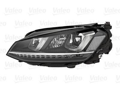 Prednja svetla Volkswagen Golf VII 12-, bi-xenon, LED, Model R