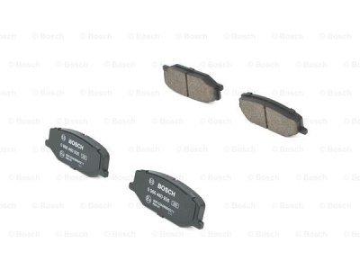 Prednje kočione pločice BS0986460935 - Suzuki Jimny 98-