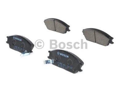 Prednje kočione pločice BS0986461127 - Hyundai Getz 02-11
