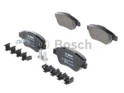 Prednje kočione pločice BS0986494092 - Opel Adam 13-