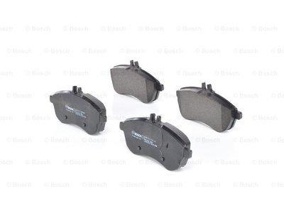 Prednje kočione pločice BS0986494593 - Mercedes-Benz Razred C 07-14