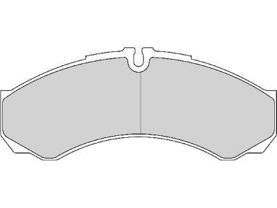 Prednje kočione pločice S70-0200 - Iveco Daily 99-06